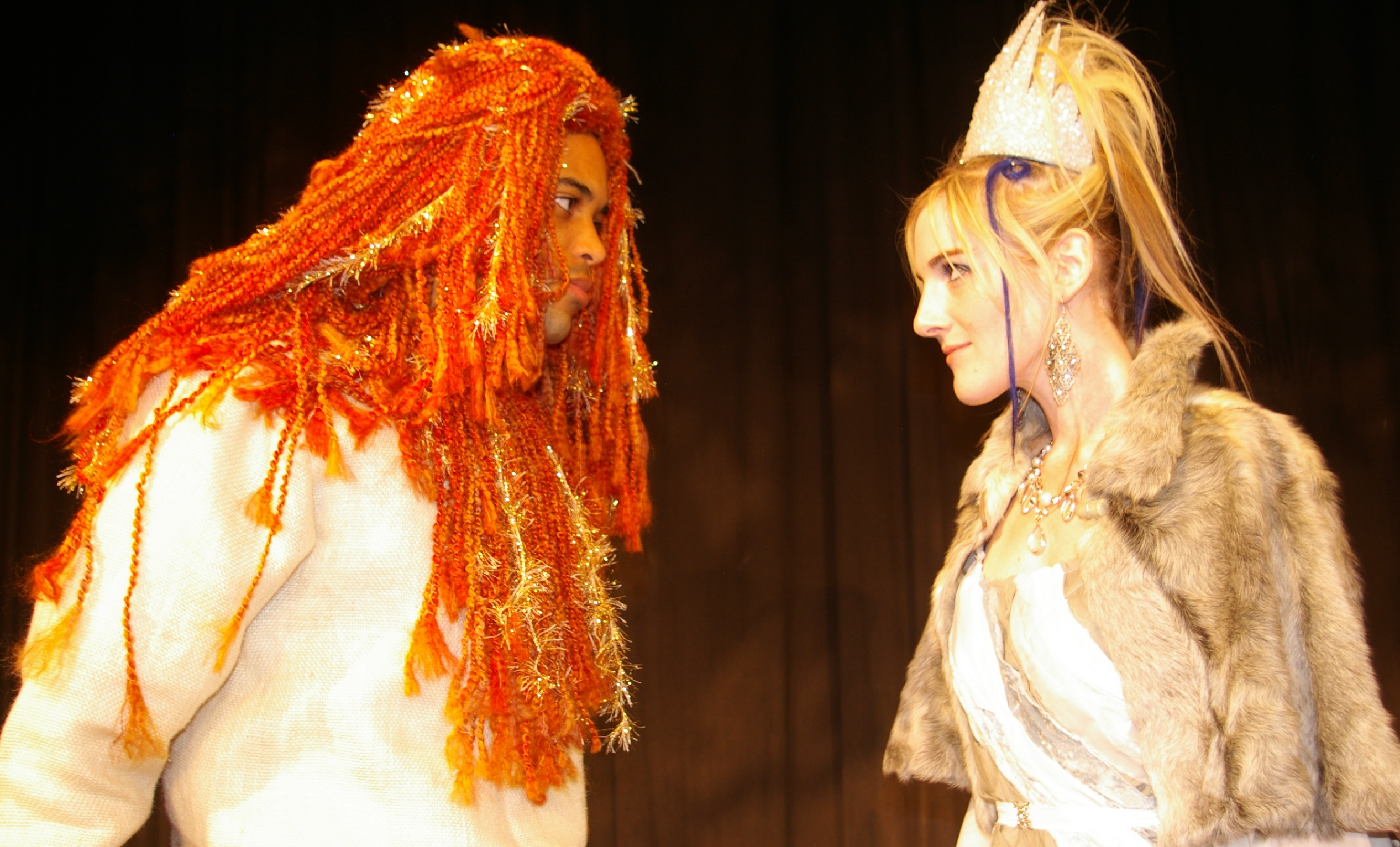 Zion Theater Company's Lion, Witch, and the Wardrobe is Magical ...