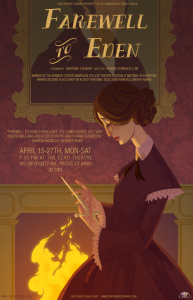 Farewell To Eden Poster Online