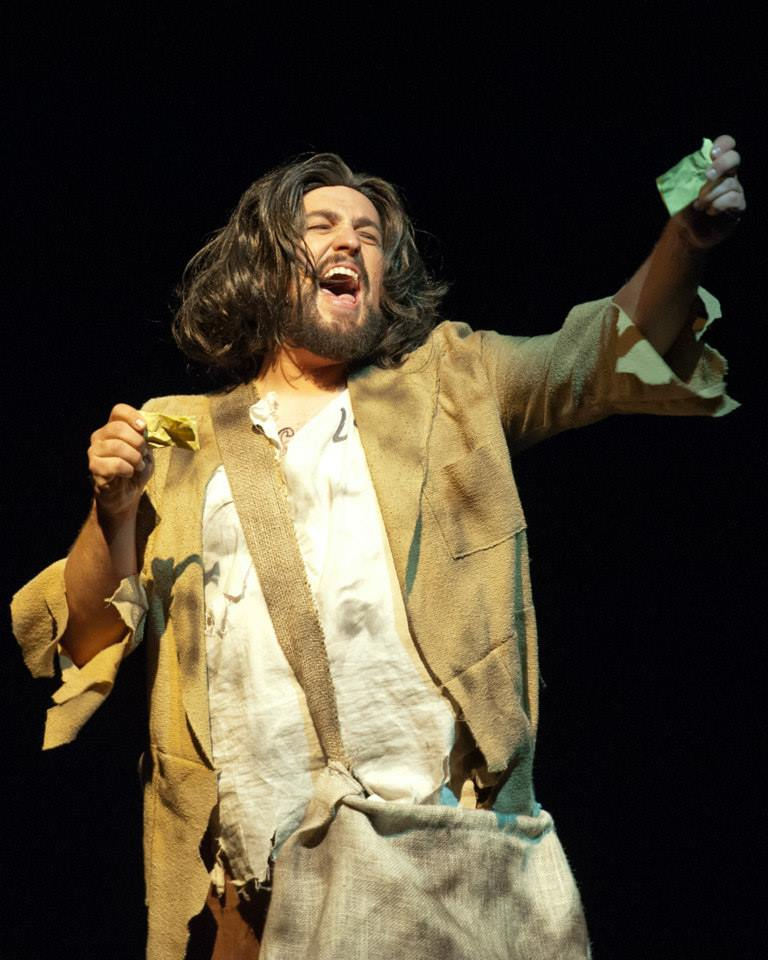 Payson Community Theater's Les Miserables Hits a High Note