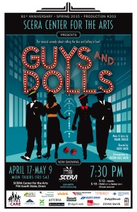 Guys and Dolls 11x17 Poster_OL