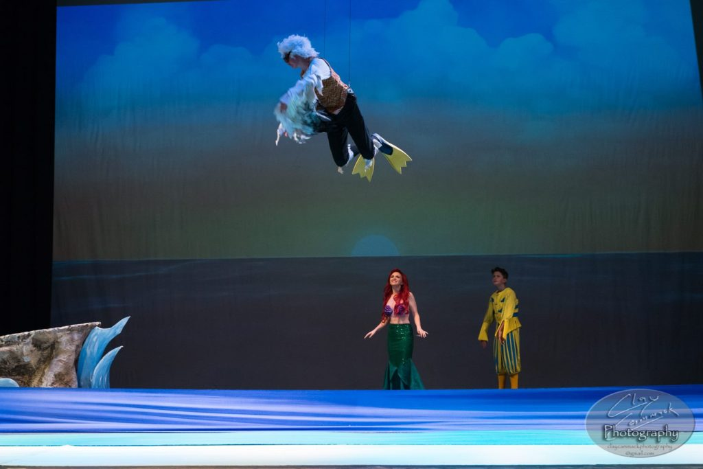 Little Mermaid with LaForge Encore Theater Company