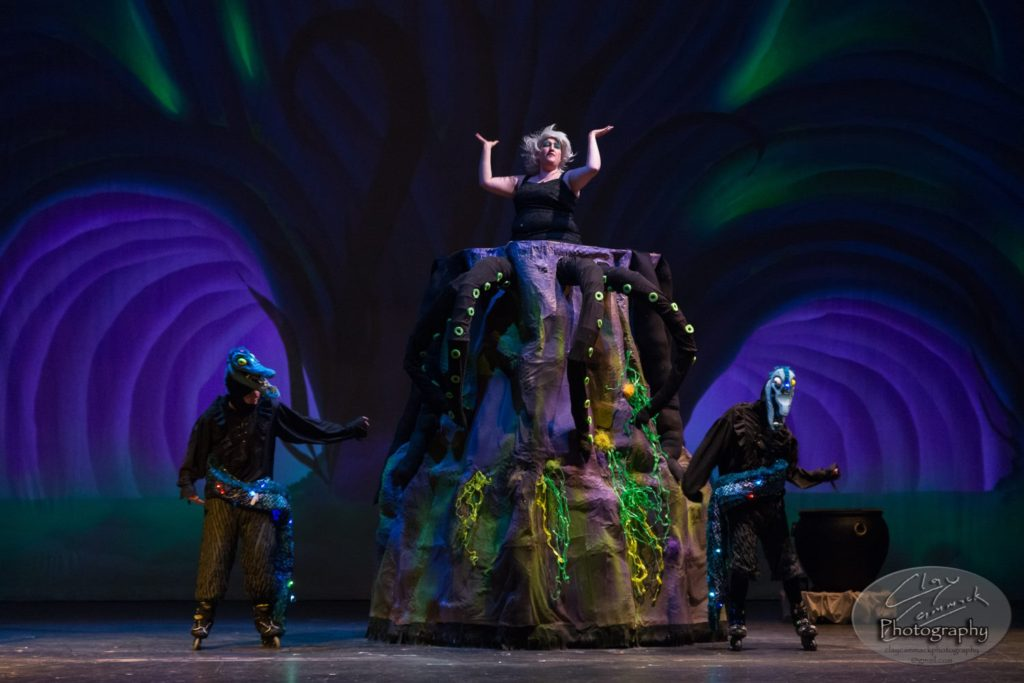 The Little Mermaid with LaForge Encore Theater Company
