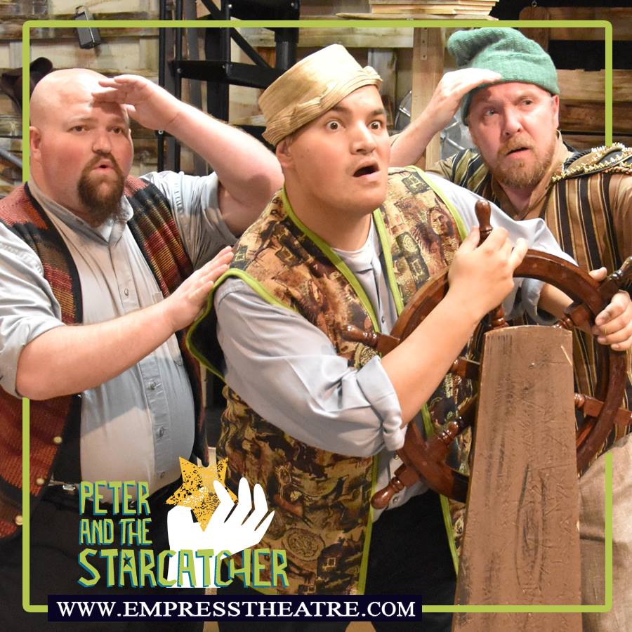 Peter and the Starcatcher at The Empress Theatre