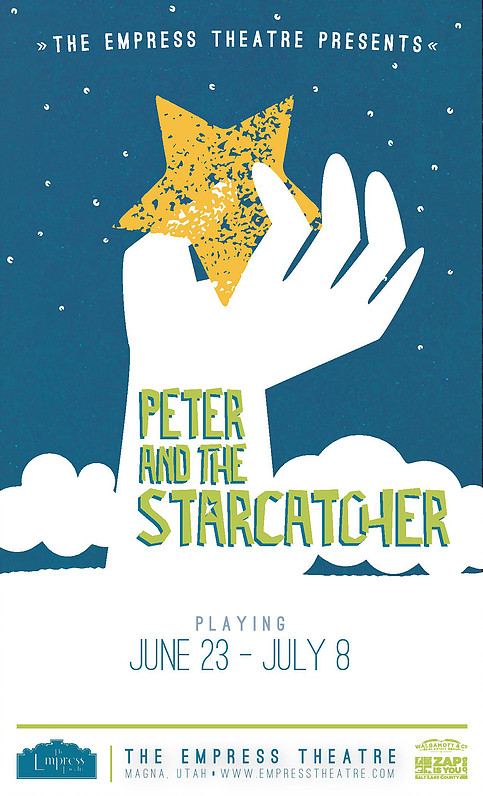 Pter and the Startcatcher at The Empress Theatre
