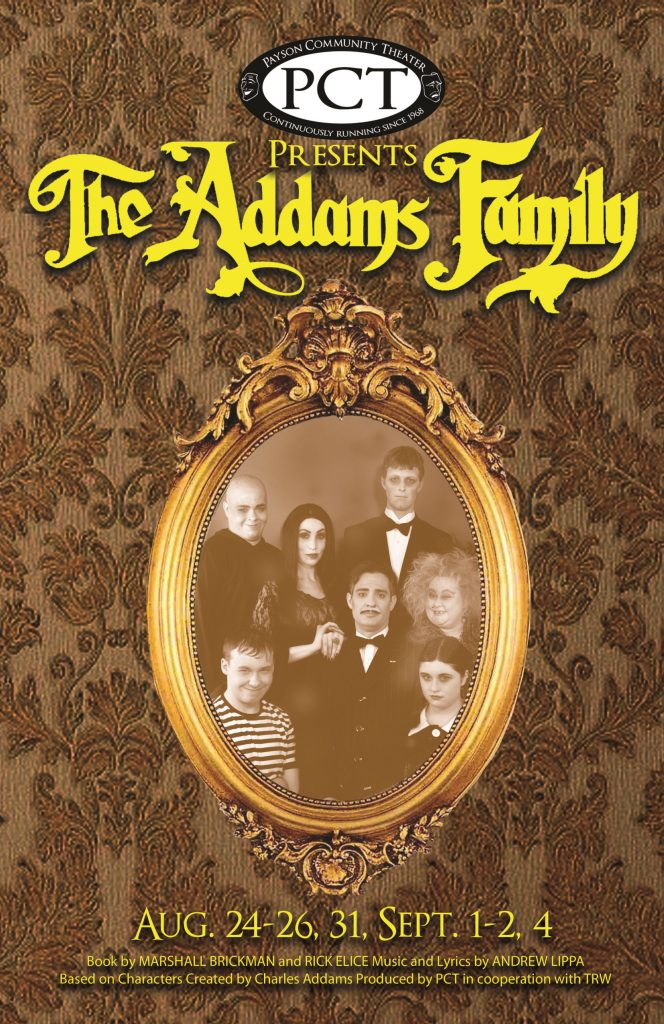 The Addams Family in Payson