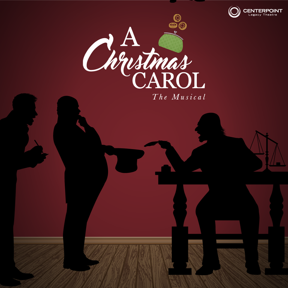 """A Christmas Carol at Centerpoint Legacy Theater Will Have You Saying, """"God Bless Us, Everyone ..."""