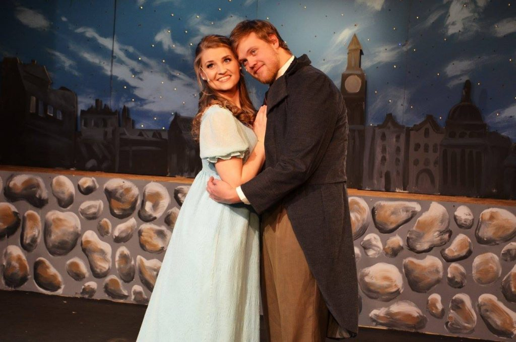 Traditional Ebenezer Changes His Tune at Heritage Theatre in Perry ...