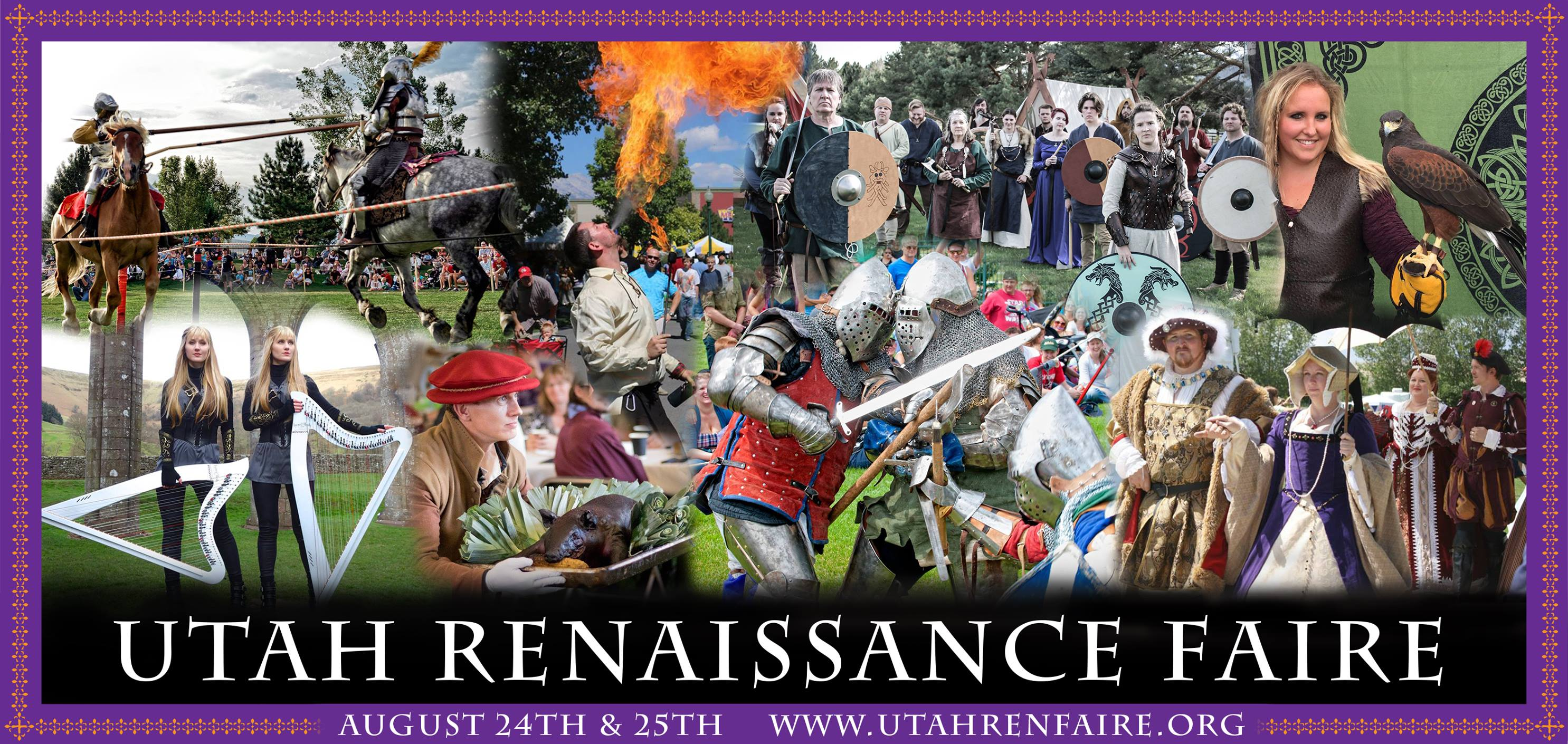utah renaissance faire at thanksgiving point in lehi is jolly good