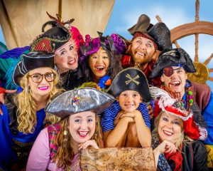 How I Became a Pirate at the SCERA Center for the Arts is a Musical