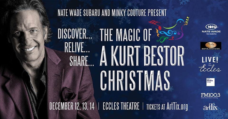 Kurt Bestor Christmas 2021 St. George Utah A Kurt Bestor Christmas At The Eccles Theater In Salt Lake City Brings Unity And Peace During The Holiday Season Front Row Reviewers